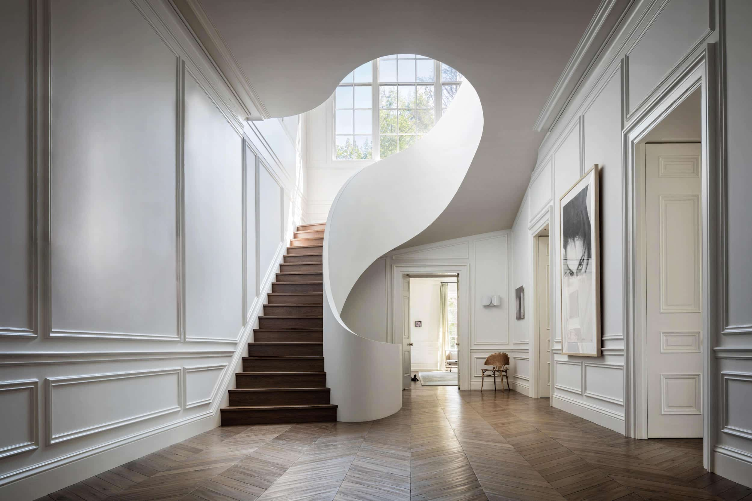 Hardwood Design Inc Specializing In The Fine Art Of Stair